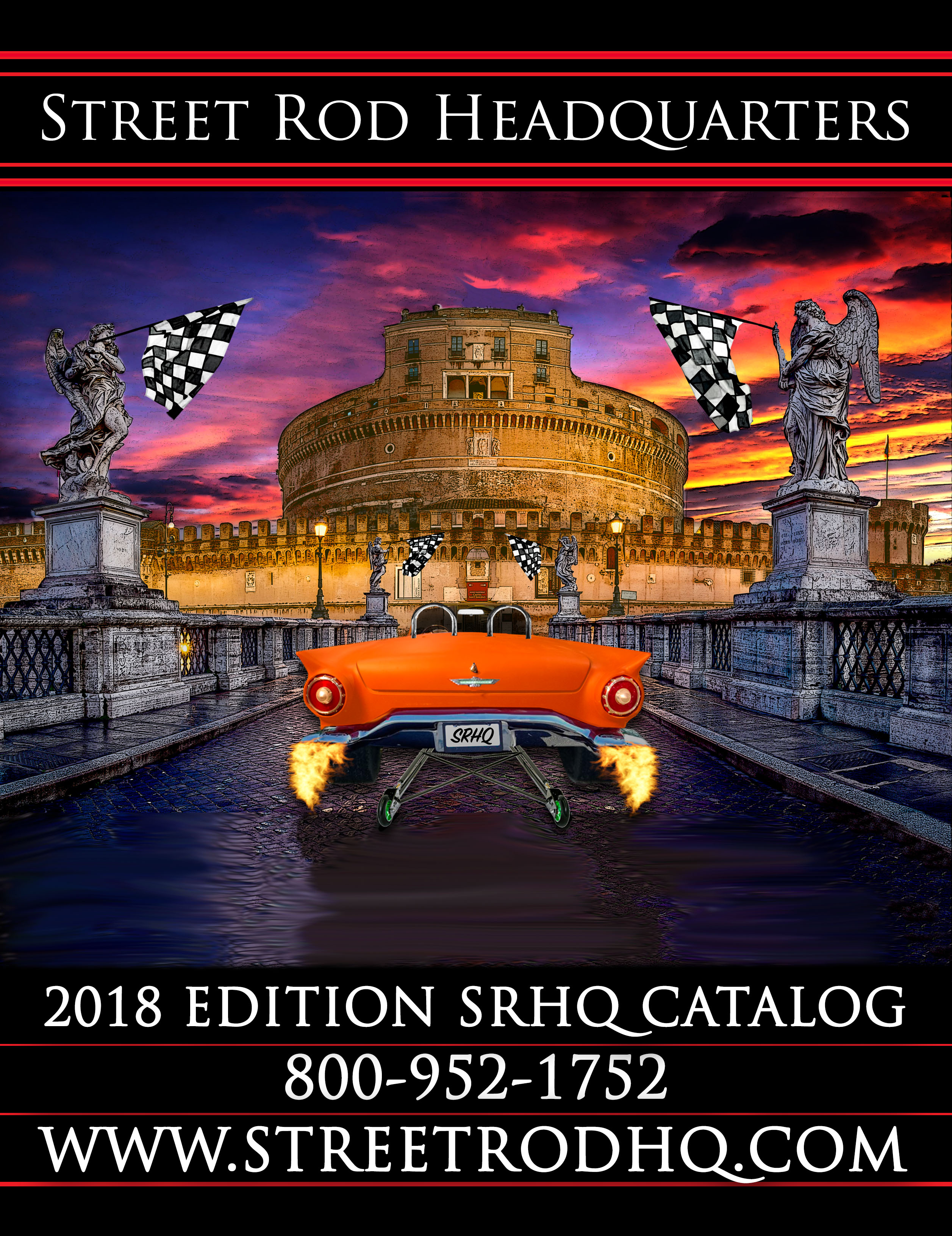 Street Rod Headquarters Catalog