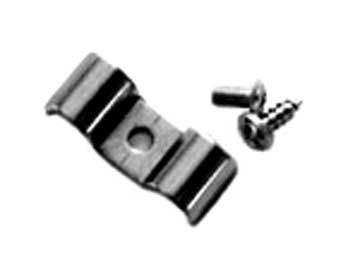 """Single Stainless Line Clamps 1//4/"""""""
