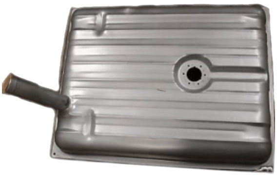 Parts -  Ford Thunderbird Stainless Gas Tank 1956