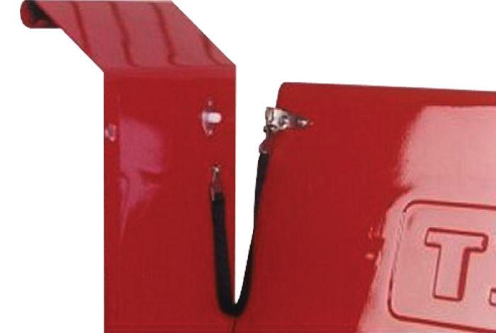 Street Rod Parts 187 Tailgate Latch Kit Pros Pick Hidden