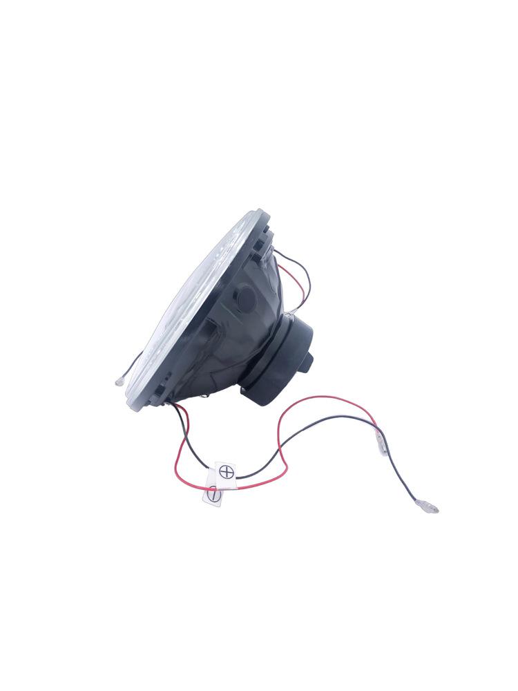 Headlight Kit Street Rods : Street rod parts headlight halogen bulb h with amber