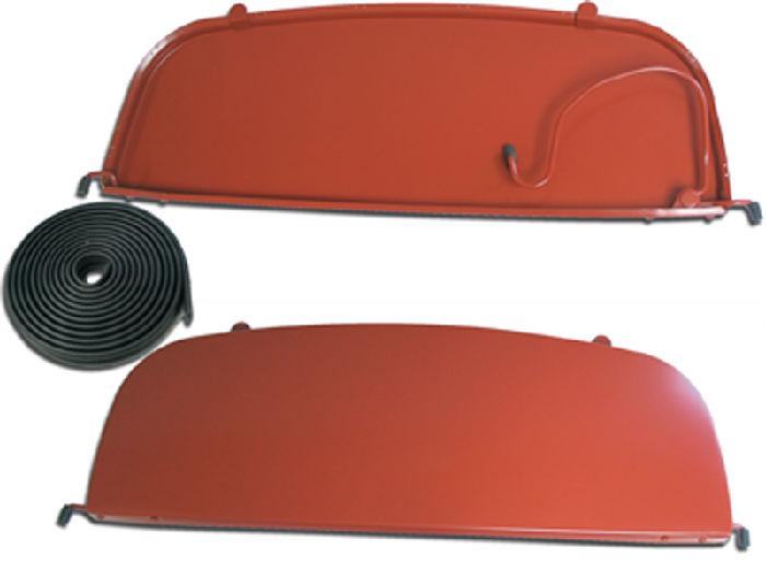 108 KNS Accessories KC0103 1949-54 Chevrolet Fender Skirt Rubber Seal Roll