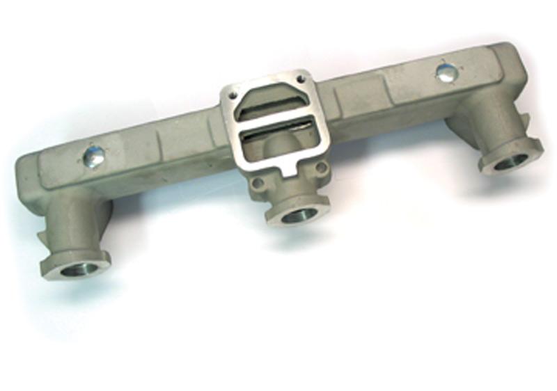 street rod parts chevrolet intake manifold offenhauser. Black Bedroom Furniture Sets. Home Design Ideas