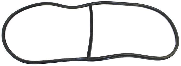 street rod parts  u00bb chevrolet windshield - 1 piece - fleetline aerosedan
