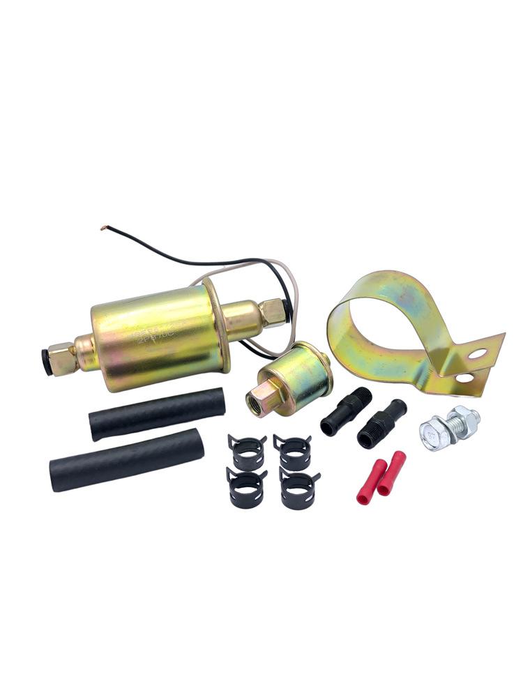 Street Rod Fuel Pump : Street rod parts chevrolet fuel pump electric inline