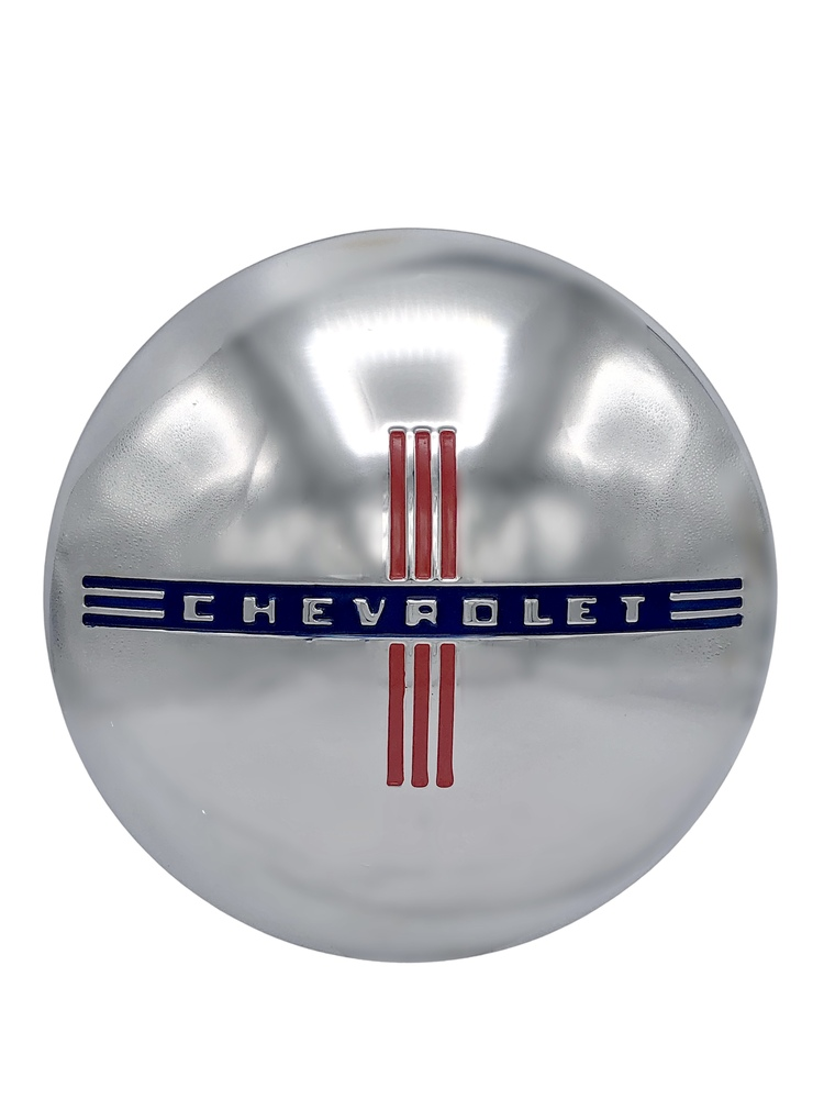 Street Rod Parts 187 Chevrolet Hub Cap Modified For