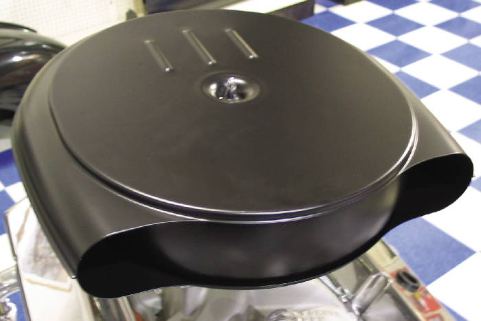 Street Rod Parts 187 Air Cleaner Olds Cadillac Steel Style