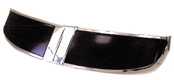 Street Rod Parts 187 Chevrolet Visor Exterior Fleetline And