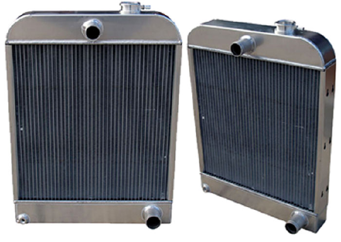 Street Rod Parts » Cooling & Radiator » Radiator | Street Rod HQ