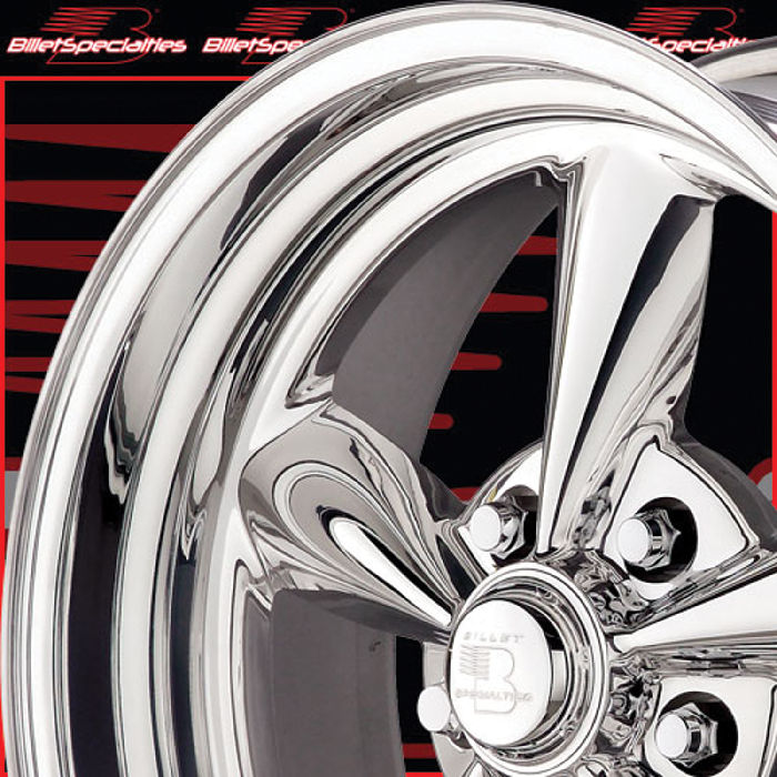 Street Rod Parts 187 Wheels Billet Aluminum Cruise Line