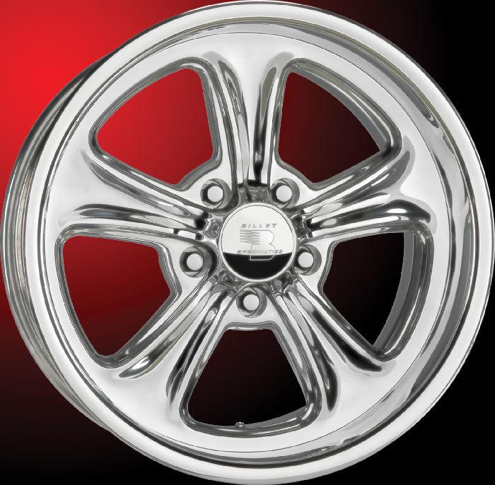 Street Rod Parts 187 Wheels Billet Aluminum Legends