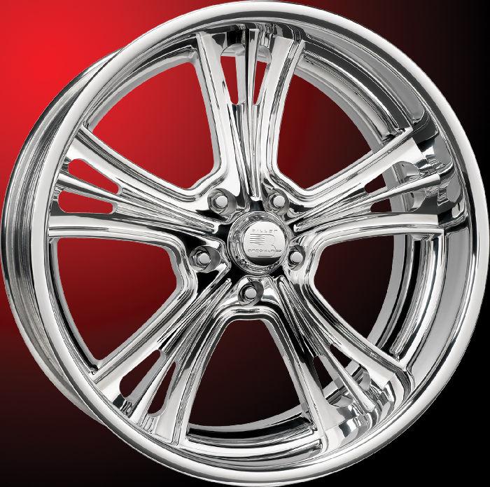 Street Rod Parts 187 Wheels Billet Aluminum Profile