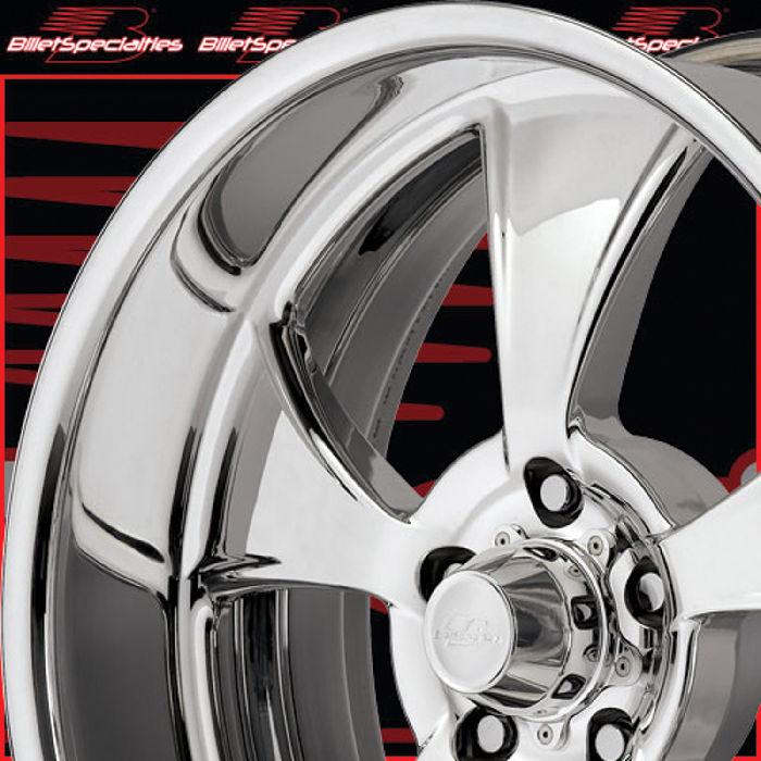 Street Rod Parts 187 Wheels Billet Aluminum Dyno Series
