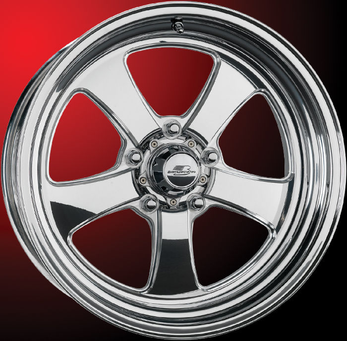 Street Rod Parts 187 Wheels Billet Aluminum Rally Series