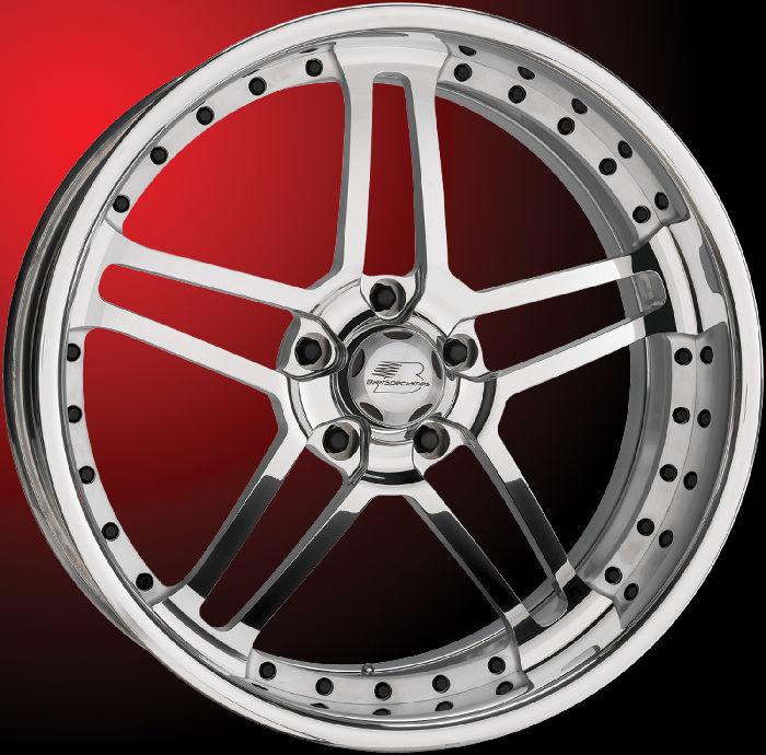 Street Rod Parts 187 Wheels Billet Aluminum Pro Touring