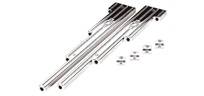 street rod parts  u00bb spark plug billet aluminum universal