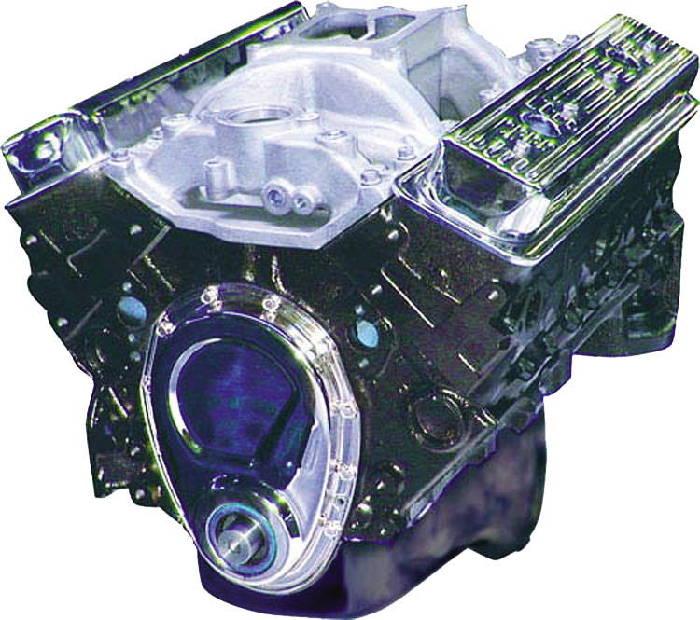 Street Rod Parts » Chevrolet Crate Engine, GM - 355ci ...