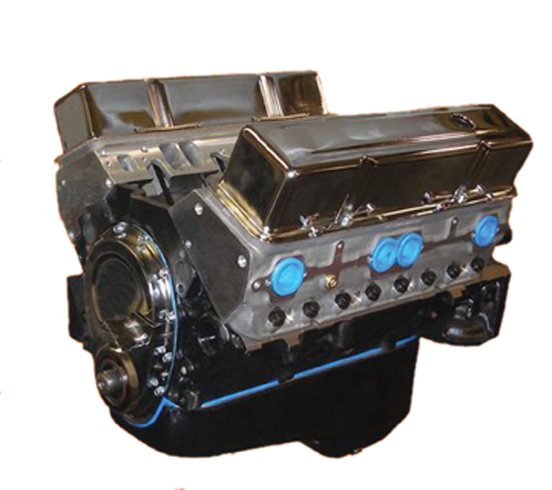Street Rod Parts » Chevrolet Crate Engine, GM