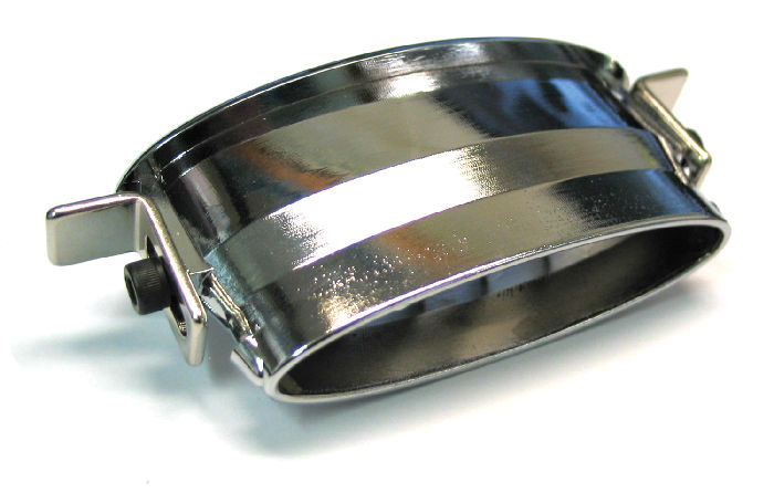 Street Rod Parts 187 Air Conditioning Vents Chrome