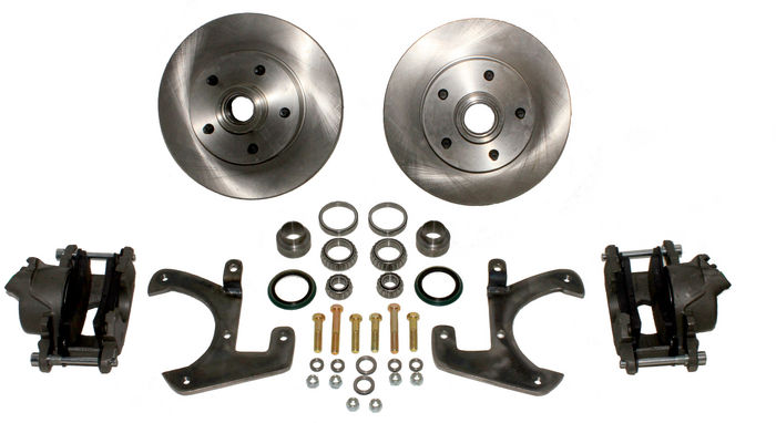 Street Rod Parts » Brakes » Disc Brakes | Street Rod HQ