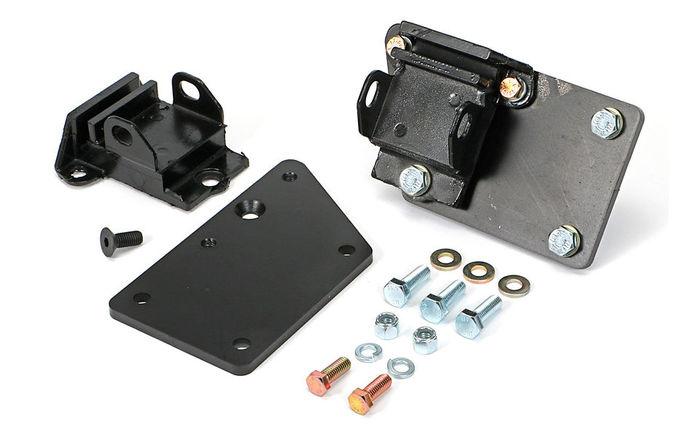 Small Block Chevy Motor Mount Brackets: Street Rod Parts » Motor Mount Kit Mounts LS Chevy Engines