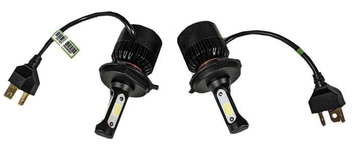 Headlight Kit Street Rods : Street rod parts hi low beam led headlight h kit
