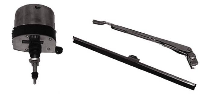 Street rod parts windshield wiper kit universal fit for Windshield wiper motor kit