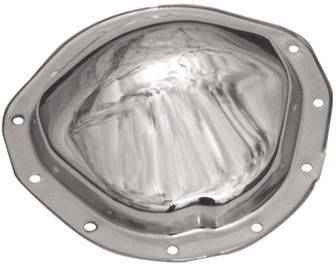 Street Rod Parts 187 Chevrolet Differential Cover Chrome