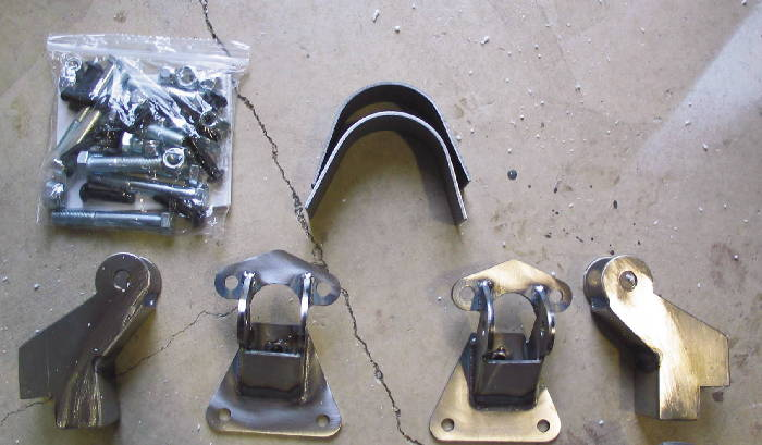 Street Rod Parts 187 Chevrolet Corvette C4 Suspension