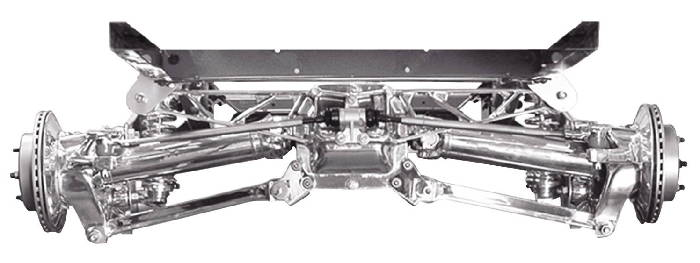 Street Rod Parts » Rear Suspension » Independent Rear