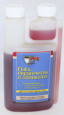 Fuel Stabilizer- Reduces Varnish Buildup 32oz (Treats 80 Gallons) Photo Main