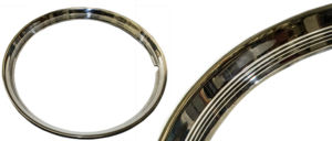 "Beauty Ring, 16"" (Outer Wheel Trim) Ribbed Photo Main"