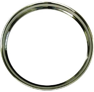 "Beauty Ring, 16"" (Outer Wheel Trim) - Smooth Photo Main"