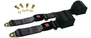 Seat Belt -2 Point Retractable Lap Belt Photo Main