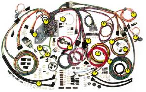 Wiring Harness - Street Rod, Truck Specific Chevy & GMC  Photo Main