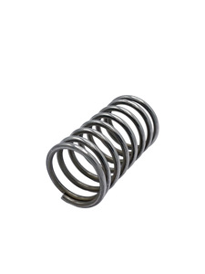 Hood Latch Spring, Polished Stainless Steel Photo Main