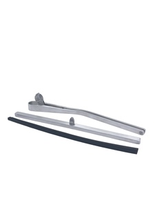 Windshield Wiper Arm & Blade -Billet, Angled. Right Side For Curved Windshield Photo Main