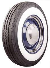 "Tire (650x16). Coker Classic, Radial, 3-1/4"" White Wall Photo Main"