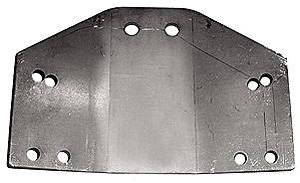 Transmission Mount Bracket For Turbo 350 - Standard Crossmember Photo Main