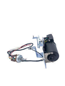 Windshield Wiper Motor -6v 2-Speed With Park & Original Knob Photo Main