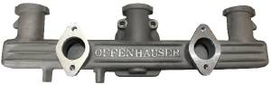 Intake Manifold Offenhauser, 2 Carburetor (Dual Carb) For 216 Engine. Photo Main