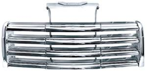 Grille -GMC Chrome Assembled Photo Main