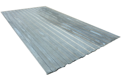 "Steel Corrugated Bed Floor 96"" Long For Long Bed Photo Main"