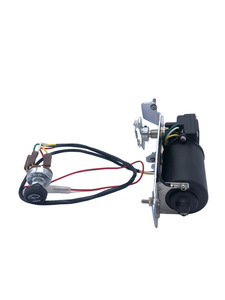 Windshield Wiper Motor -6v 2 Speed With Park Photo Main