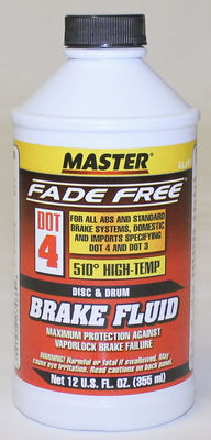 Brake Fluid (DOT 4) 12 Ounces Photo Main