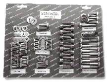 Engine Bolt Kit - Ford 289, 302 With Headers - Hex Bolts, Stainless Photo Main