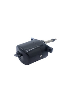 Windshield Wiper Motor-Electric (6 Volt). Requires Modification To Shaft Photo Main