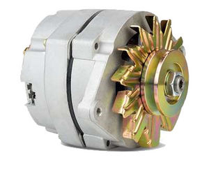 "Alternator - 12v, 63 Amp Internally Regulated With 3/8 ""Pulley Photo Main"