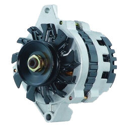 "Alternator - 12v, 100 Amp Internally Regulated With 3/8 ""Pulley Photo Main"