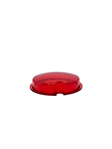 Lens, Replacement For LED Tail Light. Red 12 Volt Photo Main